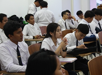 สาขาวิชาวิศวกรรมคอมพิวเตอร์ ปฐมนิเทศนักศึกษา เพื่อเตรียมความพร้อมให้กับนักศึกษาใหม่ที่ เข้าศึกษาในปีการศึกษา 2560
