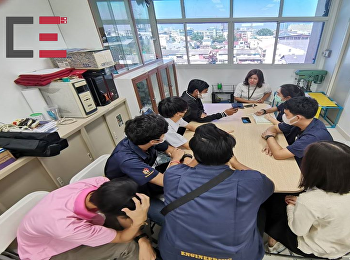 สาขาวิศวกรรมคอมพิวเตอร์ ประชุมและวางแผนโครงการค่ายอาสาซ่อมบำรุงคอมพิวเตอร์และพัฒนาทักษะ ที่จังหวัดลพบุรี