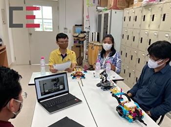บริษัทแกมมาโก้ (ประเทศไทย) จำกัด ได้มานำเสนอหุ่นยนต์ Lego Education แก่คณาจารย์ และนักศึกษาสาขาวิชาวิศวกรรมคอมพิวเตอร์